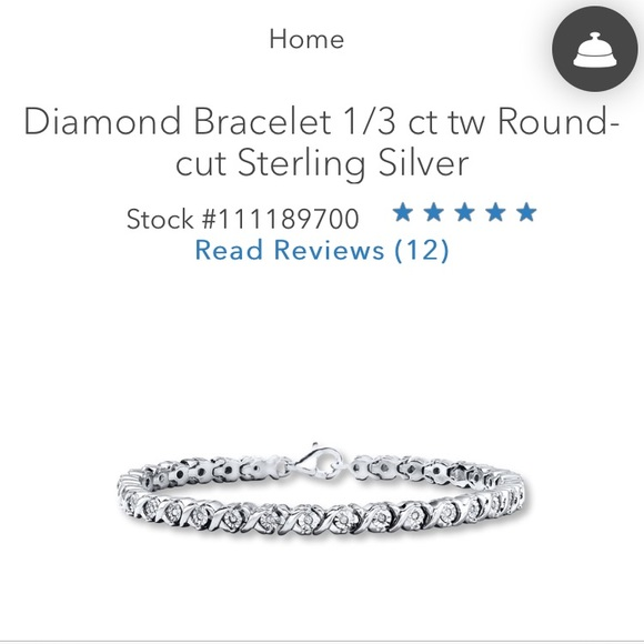85e651769 Kay Jewelers Jewelry | Kays Diamond Bracelet | Poshmark